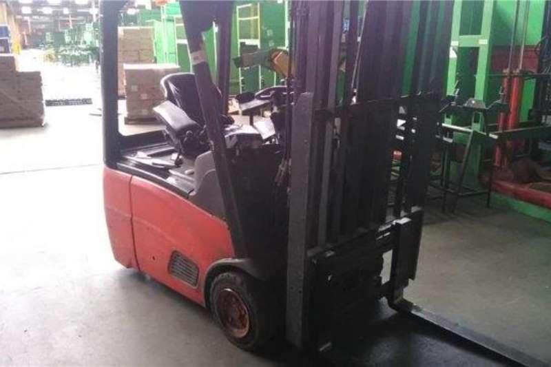 Linde Forklifts Electric forklift Linde 1.6 TonE16C 2013