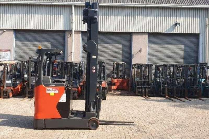 Linde Forklifts Electric forklift R14HDLinde 1.4 ton 2015