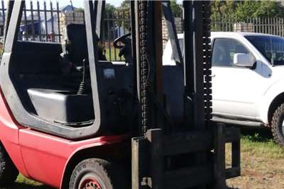 Linde Linde 2.5 ton diesel forklift Forklifts
