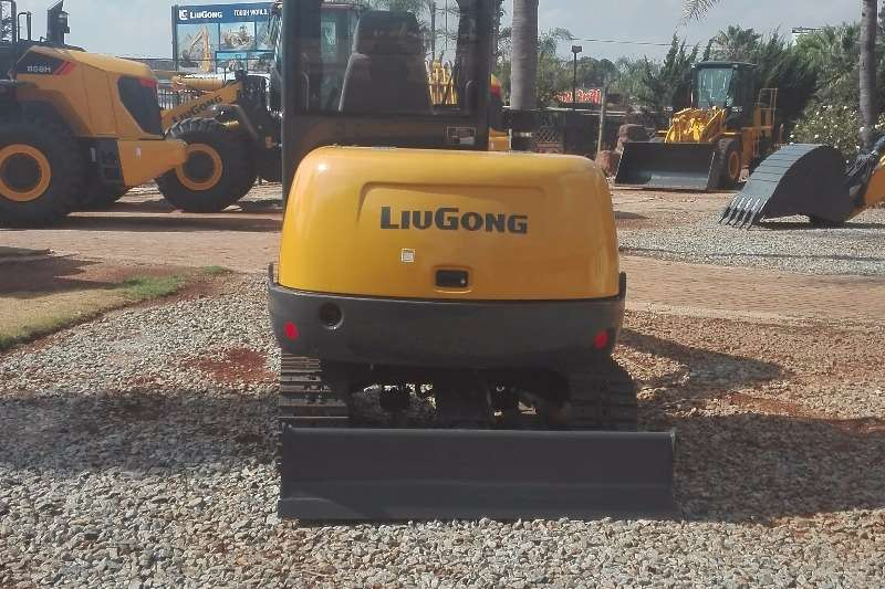 Liugong Excavators CLG9035E Excavator 2020