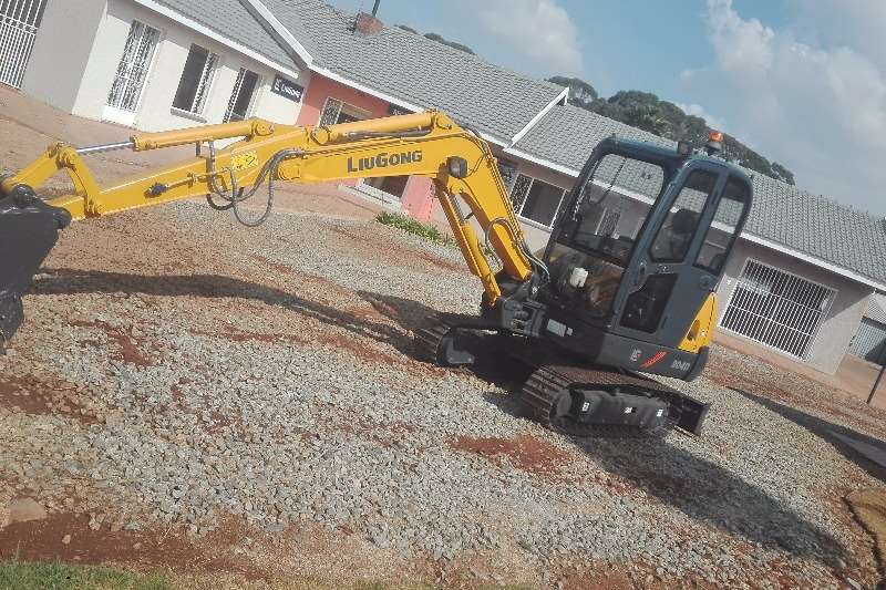 Liugong CLG9035E Excavator Excavators