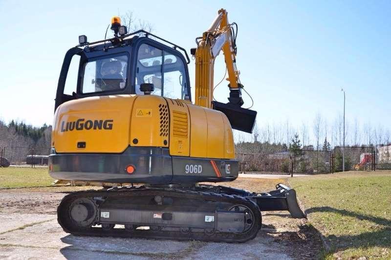 Liugong Excavators CLG906D Excavator 2020