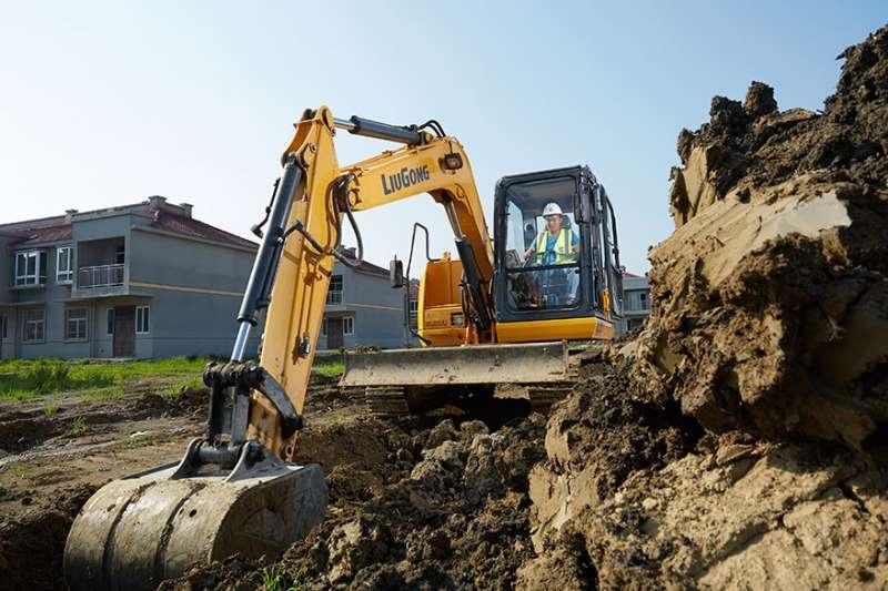 Liugong Excavators CLG908DExcavator 2020