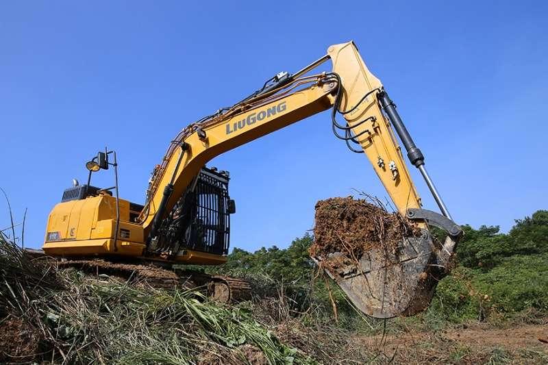 Liugong Excavators CLG915DExcavator 2020