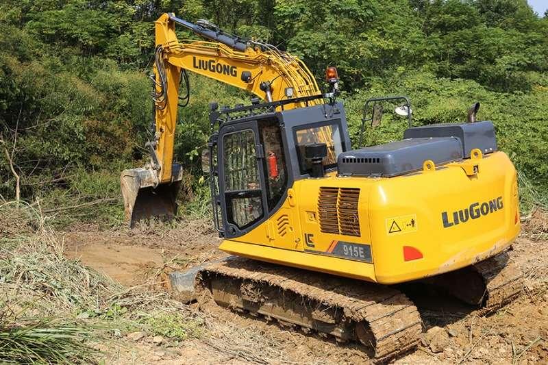 Liugong CLG915DExcavator Excavators