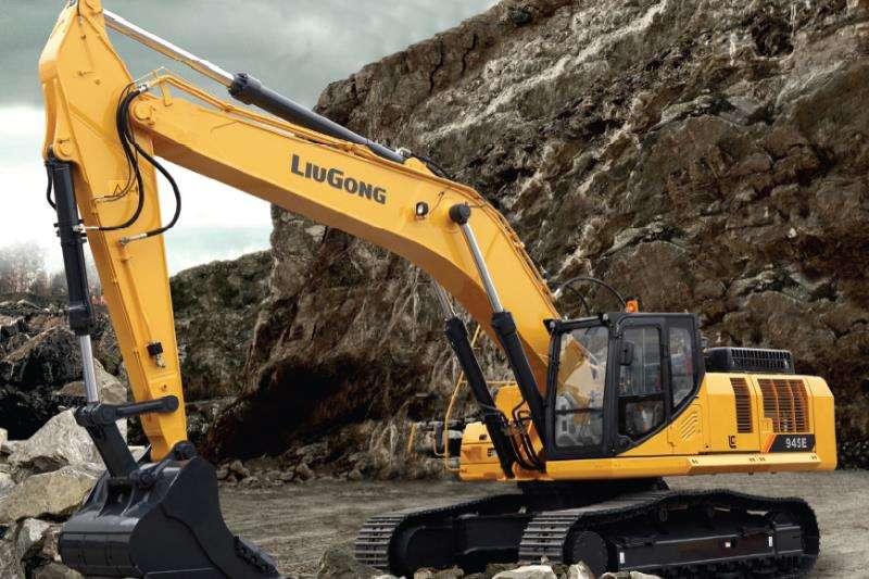 Liugong Excavators CLG922E Excavator 2020
