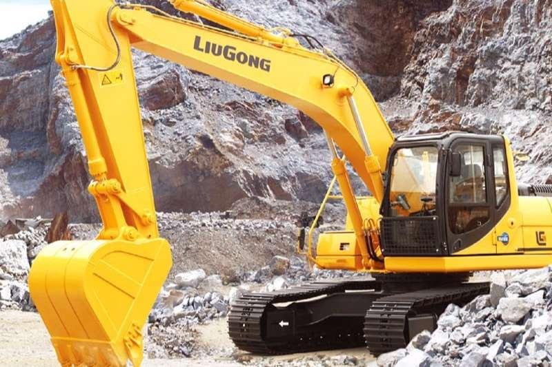 Liugong CLG922E Excavator Excavators