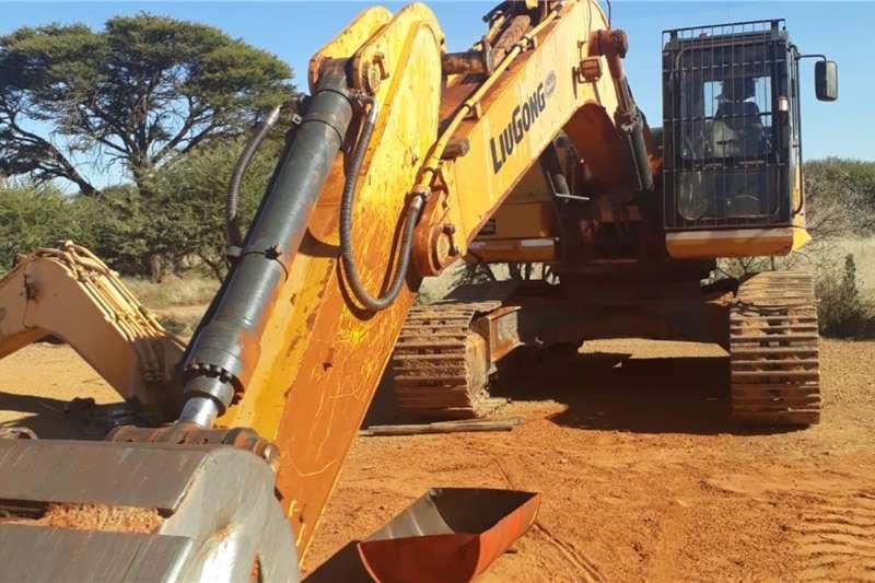 Liugong Excavators CLG933E Excavator 2016