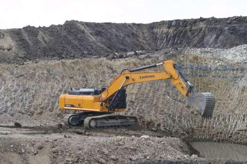 Liugong Excavators CLG950EExcavator 2020