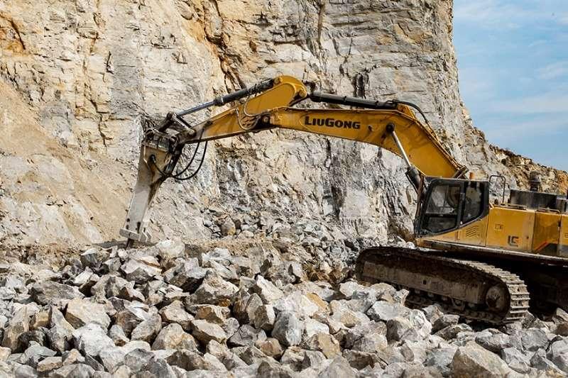 Liugong Excavators CLG970E Excavator 2020