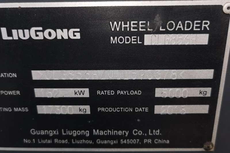 Liugong 856H FELs