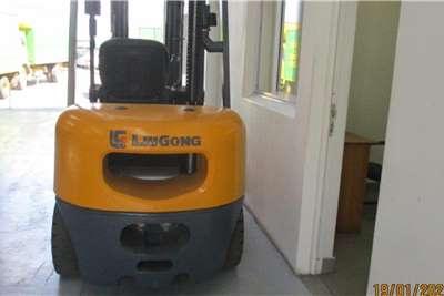 Liugong Forklift Forklifts