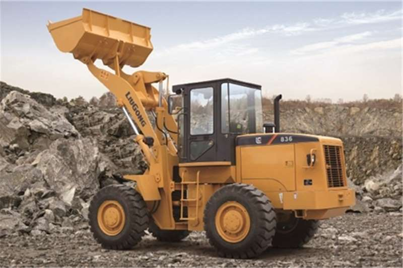 Liugong Loaders CLG836 Wheel Loader 2020