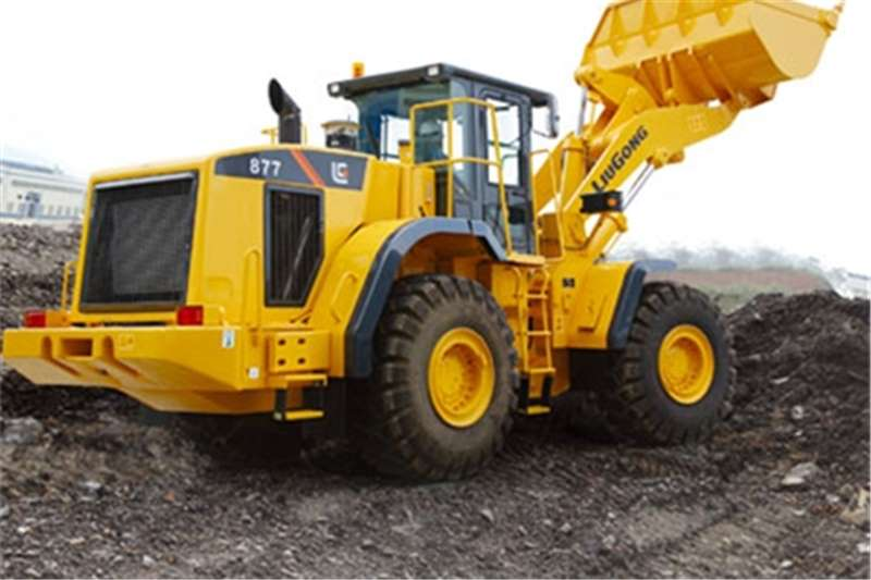 Liugong Loaders CLG877H Wheel Loader 2020