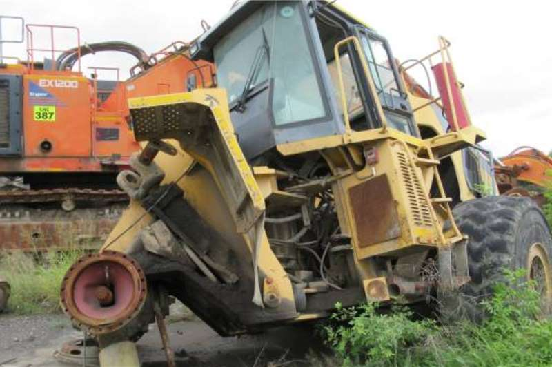 Liugong Loaders LiuGong 888, Stripped Front End Loader 2012
