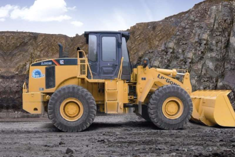 Liugong Loaders ZL50CNX Wheel Loader 2020