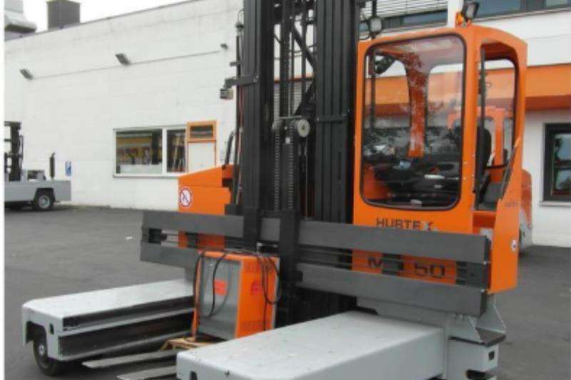 Loaders Compact track loaders Electric Multidirectional Sideloader   2130 Series