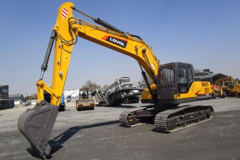 Lovol Excavators FR220D 2020