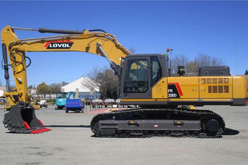 Lovol FR330D Excavators
