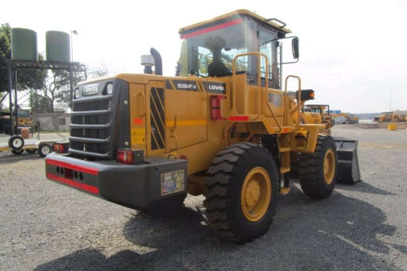 Lovol Loaders FL936 2019
