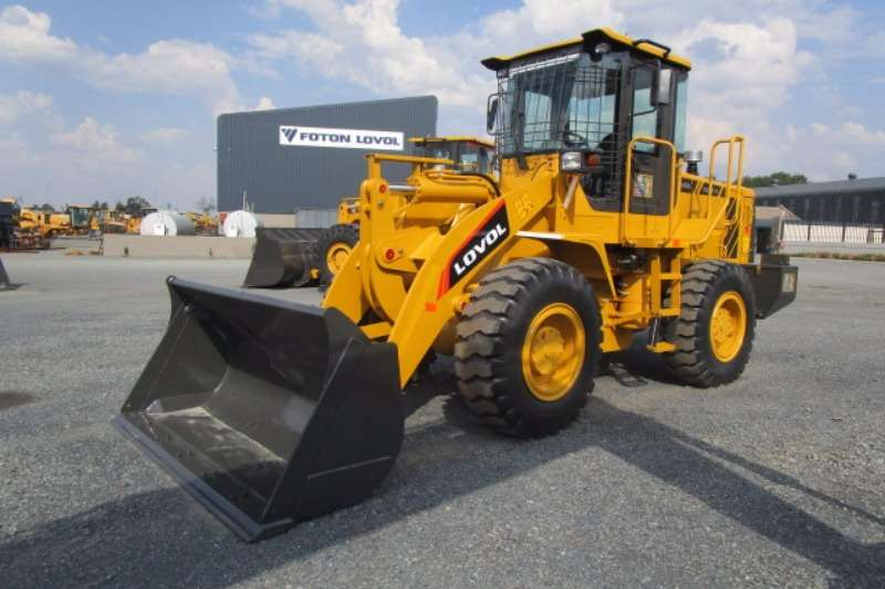 Lovol Loaders FL936H 2020