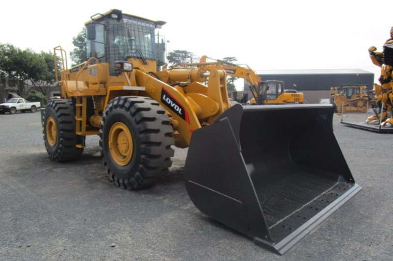 Lovol Loaders FL958 2019