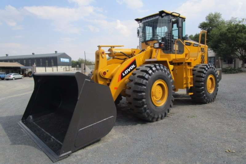 Lovol Loaders FL958H 2020