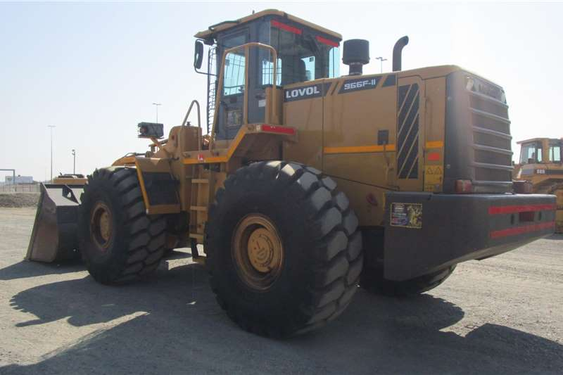 Lovol FL966F II Loaders