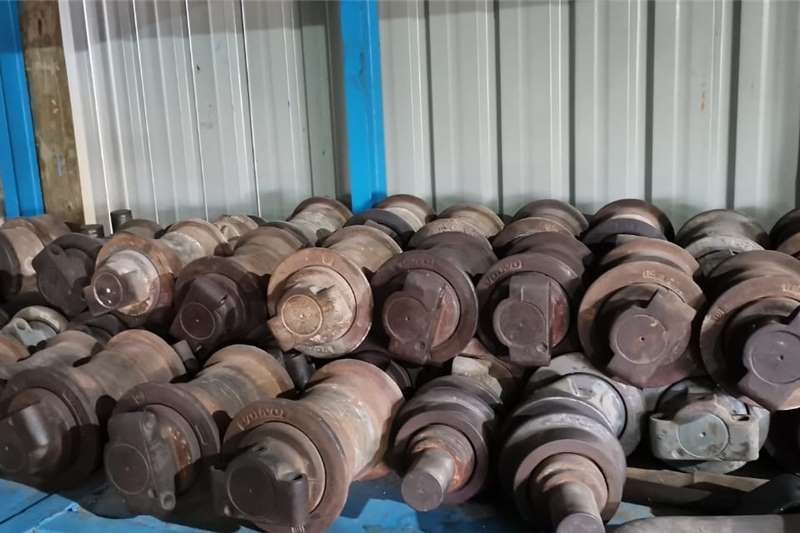 Additives, oils & lubricants Machinery spares