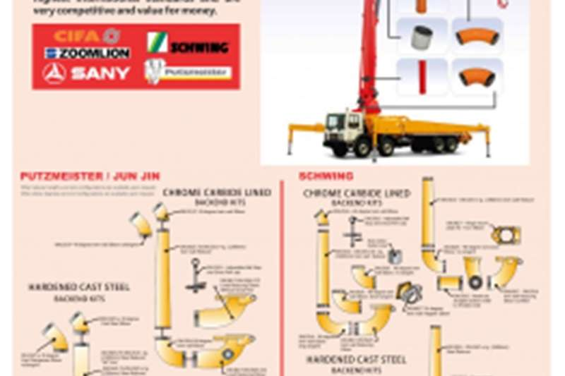 Engines Machinery spares