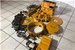 Mast parts Machinery spares