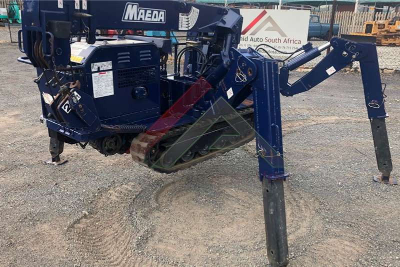 Maeda Cranes MC264HC