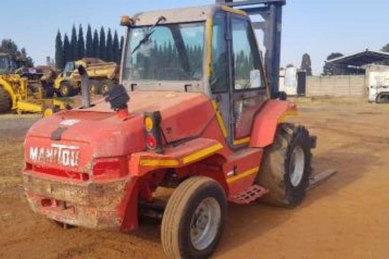 Manitou Forklifts Diesel forklift 5ton Manitou MC50 ' rough terrain ' forklift
