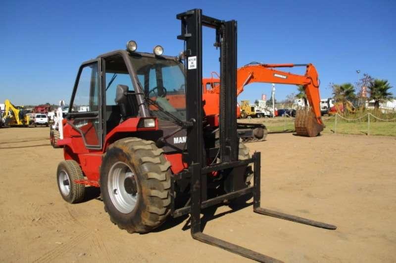 Manitou Forklifts Diesel forklift MANITOU M30 2 FORKLIFT 2007