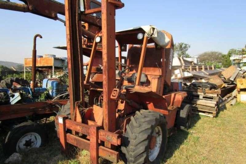 Manitou Forklifts Diesel forklift Manitou MC30CP Forklift 1996
