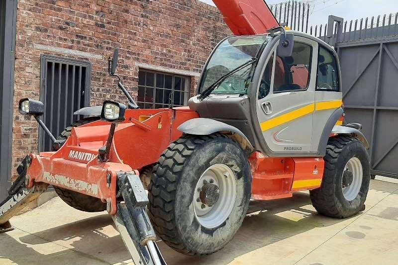 Manitou Diesel forklift MT X 1840 Forklifts