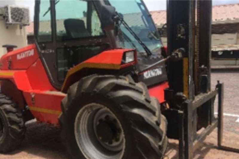 Manitou Forklifts M X 30 4 Rough Terrain 2016