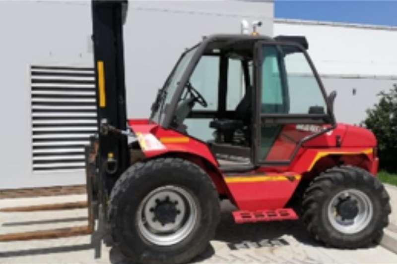 Manitou Forklifts M X 50 4 Rough Terrain 2016
