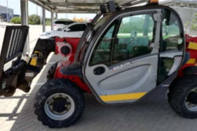 Manitou Forklifts MT X625 Turbo 2016