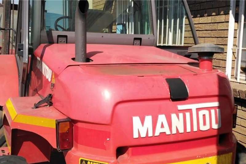 Manitou Forklifts MX30 4 All Terrain 2014
