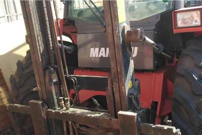Manitou MX30 4 All Terrain Forklifts