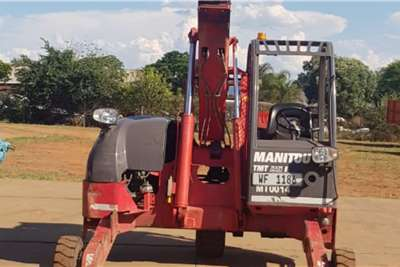 Manitou Truck Mounted Forklift Forklifts