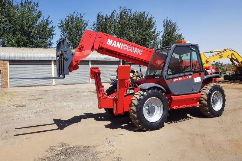 Manitou MT1337 Telescopic forklift