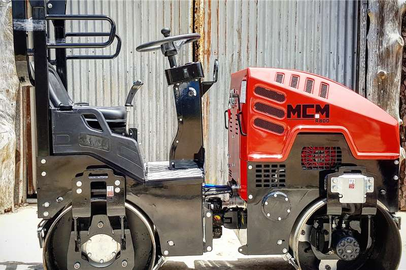 MCM Compaction 1 Ton Road Roller 2019