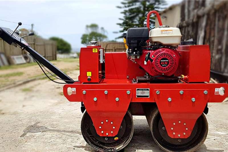 MCM Compactor KP60   550kg Walk Behind Roller 2019