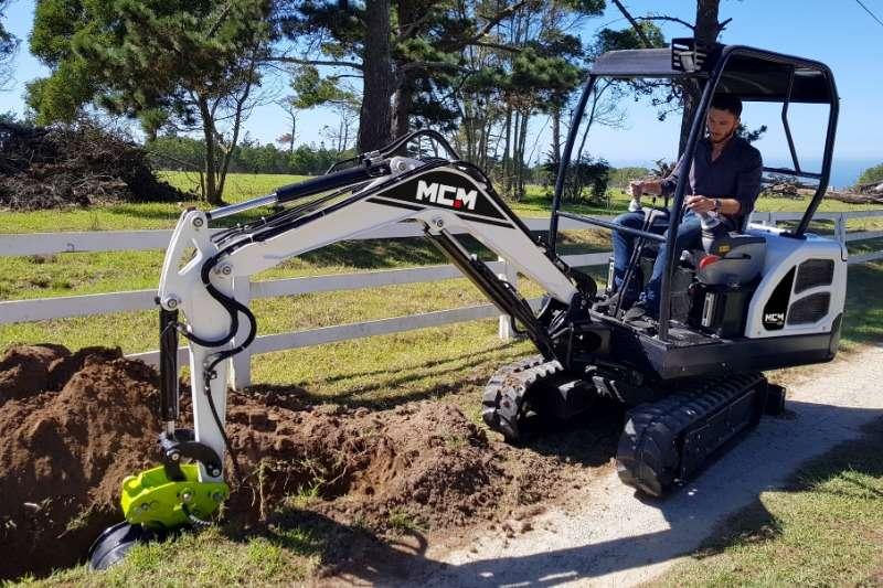 MCM Excavators 18D Excavator   1.8 TON 2019