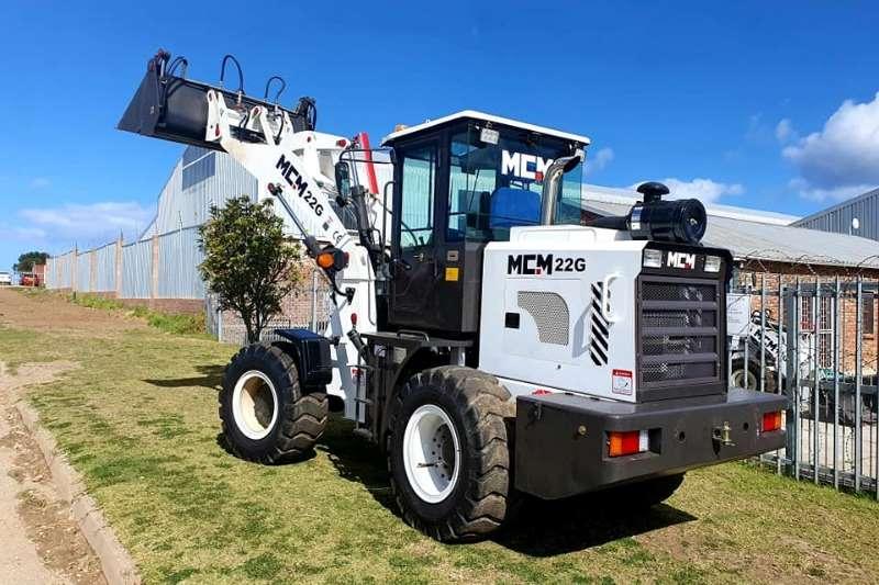MCM Construction 1.1m³Wheel Loader   22G FEL Loaders