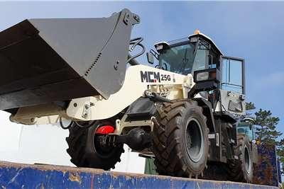 MCM Construction 1.2m³ FEL  25G Wheel Loader 2.5 TON Loaders