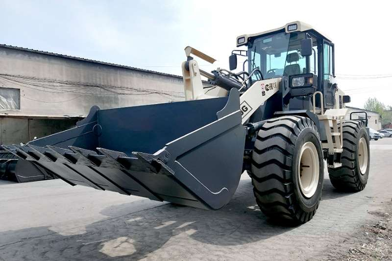 MCM Loaders Construction 1.5m³   30G   3TON Wheel Loader 2020