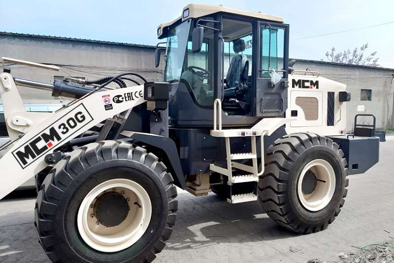 MCM Construction 1.5m³   30G   3TON Wheel Loader Loaders